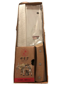 Dengjia Forged 7 Inch Clever For Cutting Bones