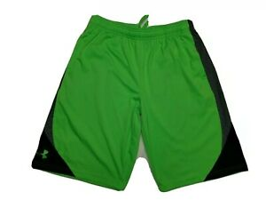 Under armour Boys Shorts Size Xl Youth Green loose $14.99