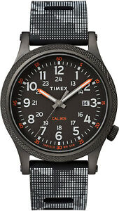 Timex Men's Allied LT 40mm Analog Quartz Silicone Strap Camouflage 20 Casual