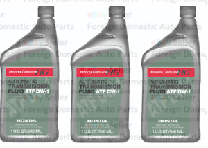 Automatic Transmission Fluid 082009008 ATF Oil Z1 DW1 FOR Honda Accord Civic $33.29