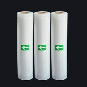 3 Rolls Packaging Bags Film For Vacuum Sealer Machine Packaging Food Storage Bag