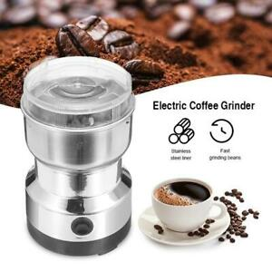Electric Spices/Nuts/ Coffee Bean Mill Blade Grinder With Stainless Steel Blade