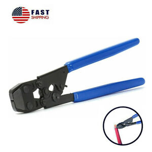 PEX Crimping Tool Compact Pex Cinch Clamp Toolssuits All ASTM Ear Hose Clamps  $21.99