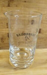 Redbreast Irish Whiskey Cocktail Mixing Glasses (New)