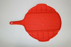 Squish Foldable Silicone 13 1/2 in Grease Splatter Shield