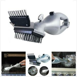 Grill Daddy Brush Barbecue Grill Stainless Steel Cleaning Scraper Tool Bristle