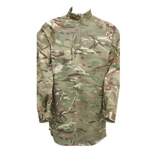 BRITISH ARMY ISSUE MTP UBACS USED GRADE 1 FULL CAMOUFLAGE UBACS ALL SIZES