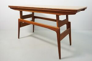 Vintage Trioh Coffee Table Kai Kristiansen Teak Danish Design 60s GZ