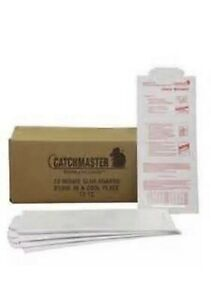 Catchmaster Glue Board Mouse Traps 10.125