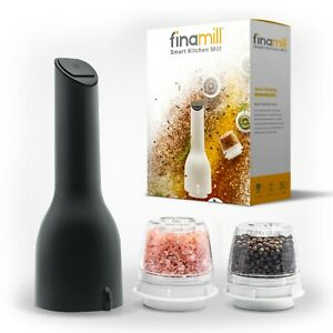 FinaMill Spice Grinder with 2 Interchangeable Pods More Than Just Pepper