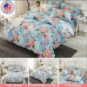 Printed Duvet Cover Set Cover Quilt Bed Cover Bedding Set Queen King