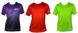 Mens AND1 Performance Dri Fit Moisture Wicking Workout Gym Tee Crew Neck T shirt $6.29
