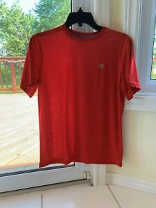 Champion Dri Fit Red Tee Shirt Top Boys Youth Size XL NWOT Great Condition! $8.00
