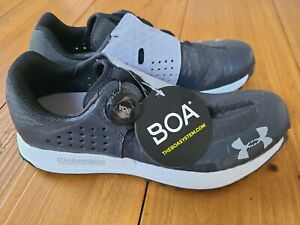 Under Armour Women's Syncline BOA Running Shoes 3021374 101 Black Gray Size 9.5 $79.95