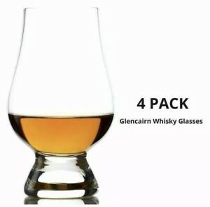Glencairn Whisky Glass Set of 4 NEW