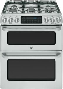 GE Cafe Series CGS990SETSS 6.7 cu. ft. Freestanding Gas Range w/ Convection Oven