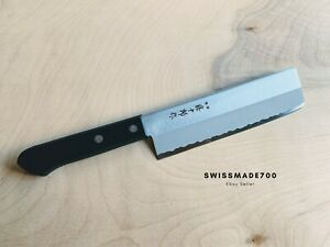 Japanese Nakiri Knife by Fuji Cutlery MADE IN JAPAN FREE US SHIPPING