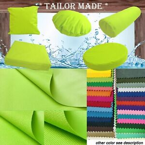PL02 TAILOR MADE Lime Green Outdoor Waterproof SunUmbrell Patio sofa seat cover $43.34