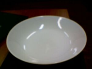 Denmark Tools for Cooks White Porcelain Pasta or Salad or Soup Bowl