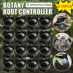 2 to 16pcs Plant Rooting Device High Pressure Propagation Ball Box Grow Grafting