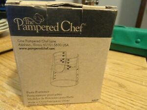 New The Pampered Chef 1027 Pasta Portioner