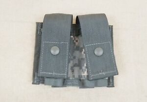 NEW MOLLE II 40MM DOUBLE GRENADE CAMO POUCH