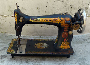 Antique Singer amp; White Family Rotary sewing machine parts $15.00