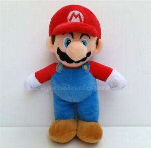 New Super Mario Brothers Plush Doll Stuffed Animal Figure Toy 10 $10.95