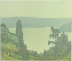 Russell Chatham original lithograph PUGET SOUND SND $79.00