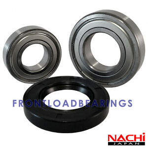 NEW QUALITY FRONT LOAD BOSCH WASHER TUB BEARING AND SEAL KIT FITS TANK 236013 $79.95