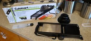 Cuisinart Mandoline Slicer CTG-00-MAN01 Precision Control 4 Cutting Options