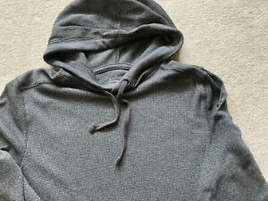 Men's Under Armour Thermal Gray Lightweight Hoodie Size Small $4.60