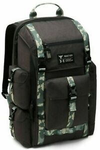 Under Armour UA x Project Rock USDNA Regiment Range Camo Backpack 1315435 001 $58.97
