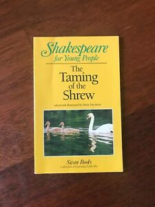 Shakespeare for Young People The Taming of the Shrew