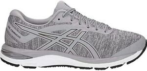 ASICS Men's Gel Cumulus 20 MX Running Shoes, Stone Grey Black, 14 D M US $69.99