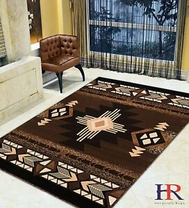 Southwest Rug Modern Contemporary Southwestern American Style Area Rugs $98.00