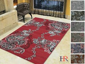 Area Rugs 8x10 Abstract Rug Modern Contemporary Home Decor Flooring Rug Carpet $94.90