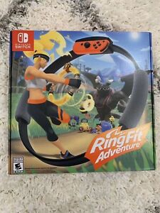 Ring Fit Adventure Nintendo Switch 2019 *BRAND NEW*