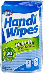 Handi Wipes Dry Multi Use Reusable Cloths 72 Count $21.00