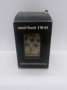 Casablanca Inteli Touch 3 Remote Control with Wall Holder W 65
