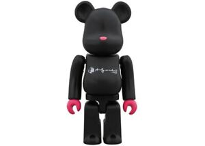 Andy Warhol 100% Bearbrick Designer Con 2018 Dcon Exclusive Limited Rare $24.99