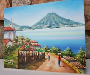Not Framed Oil Painting on Canvas Caribbean motif Home Decor Wall Art picture $31.00