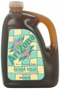 Arizona Iced Tea with Lemon 128 oz