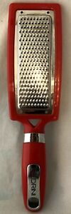 Pedrini Red Fine Hand Grater Made In Italy $11.29