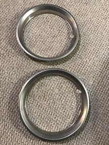 Pair of GM 14 Stainless Beauty Trim Ring 14090575 $20.00