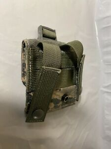 Air Force Tiger Stripe Camo Pouch