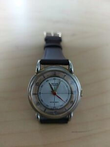 Vintage Gents Watch Visible Movement