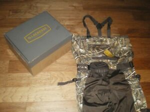 LACROSSE AERO ELITE INSULATED BREATHABLE WADERS SIZE 12 M WATERFOWL HUNTING