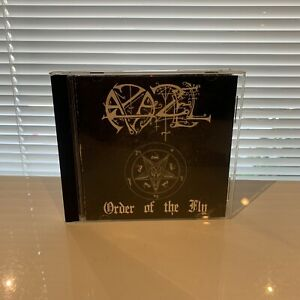 Azazel 1999 CD Order of the Fly Used Metal Band