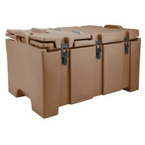 Cambro 100MPC131 Camcarrier Full Size 2 1 2 in Deep Brown Pan Carrier $183.95